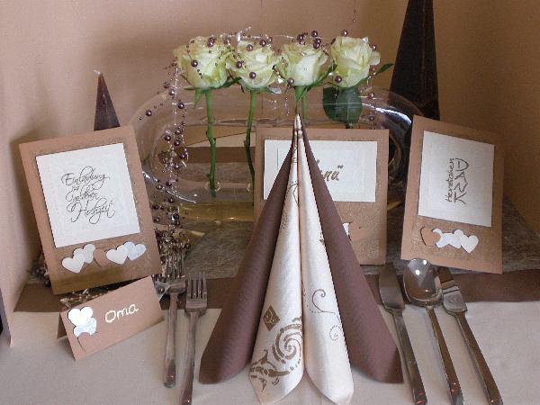 Tischlein Deck Dich Kartengestaltung Und Tischdekoration